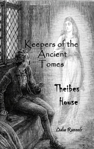 Theibes House Book Cover for Kindle