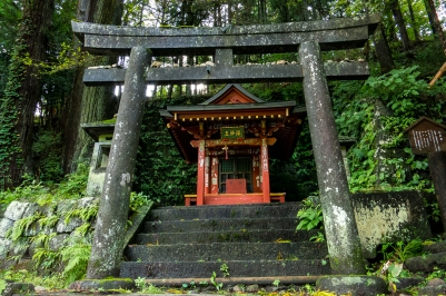 Roadside Shinto Shrine