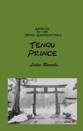 Tengu Prince Cover for Kindle 05252015